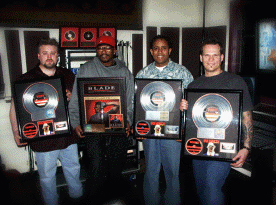Ratti soundtrack goes platinum for Bulwurth